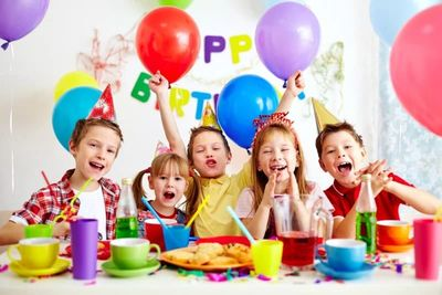 Birthday Parties for children and adults