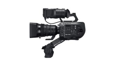 Ed Reinsel's FS7. Actually the PXW-FS7MII. This is the upgrade to the Sony FS7.