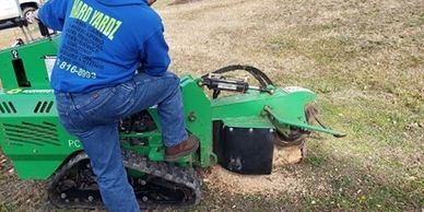hard yardz stump grinding stump removal tree cutting Winchester va clearbrook Stephenson front royal