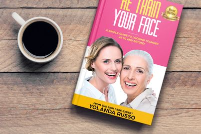"Yolanda Russo is offering DIY classes based on her latest book ""Re Train Your Face."""
