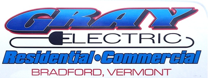 Gray Electric Residential & Commercial Electrical wiring