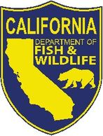 The California Department of Fish and Wildlife shield.