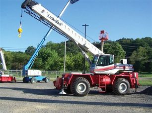ITC Crane Rental-Bare Crane Rental Pittsburgh, PA -Erie, PA - State College, PA - Youngstown, OH