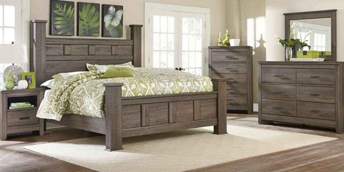 Hayward Bedroom Group from Standard Furniture