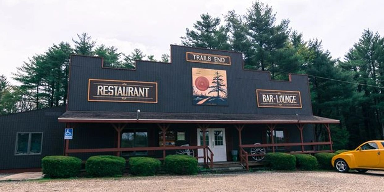 Trails End Cook Forest Restaurant Bar