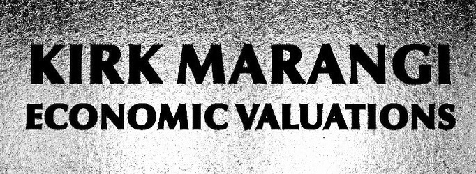 Kirk Marangi Economic Valuations