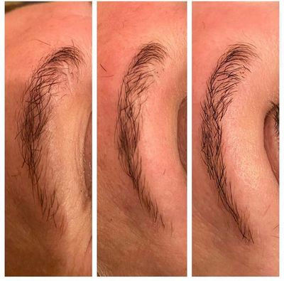 What 8 weeks can do for your Brows!