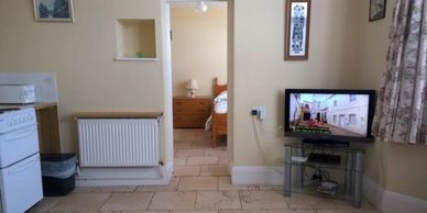 Apartment 4 at Blue Waters Holiday Apartments Goodrington Paignton