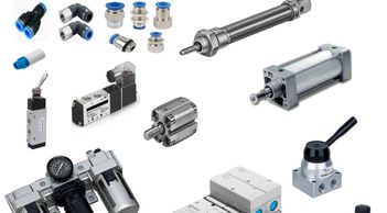 Festo DNC cylinder, Airtac valve, Festo fittings, Festo proximity sensor, Airtac actuator, manifold