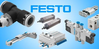 pneumatic cylinders, festo actuators, airtac valves, pneumatic  tubing, push-in fittings, connectors