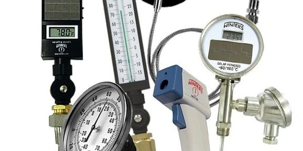 pressure gauge ,pressure transmitter, thermocouple, bi metal thermometer,  temperature controller