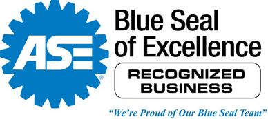 Professional Auto Care is an ASE Certified Blue Seal Recognized Auto Repair Shop.