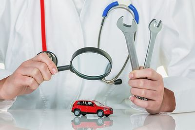 Be sure to have your vehicle thoroughly examined by an auto care professional