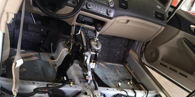 Professional Auto Care does major repairs such as vehicle flood damage.