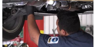 Auto repair by certified technician in Houston
