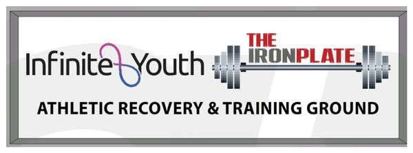 Iron Plate Gym, Infinite Youth, Athletic Recovery, Tim Tam, football, baseball, cycling, crossfit