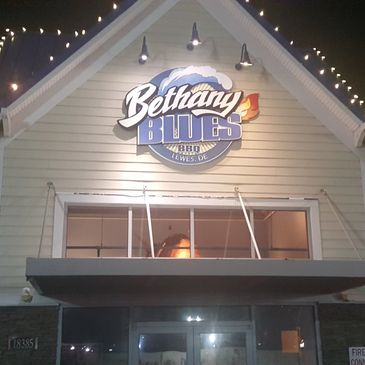 Bethany Blues, barbeque in Rehoboth Beach, restaurants in Lewes, DE, Delaware Beaches, DE beaches