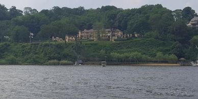 mansions in nj, rich and famous i nj, boat rides in nj, boat rides in atlantic highlands, cruising