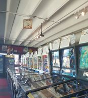 The Silverball Museum Arcade, arcades in Asbury Park, NJ, arcades for kids, things to do in NJ