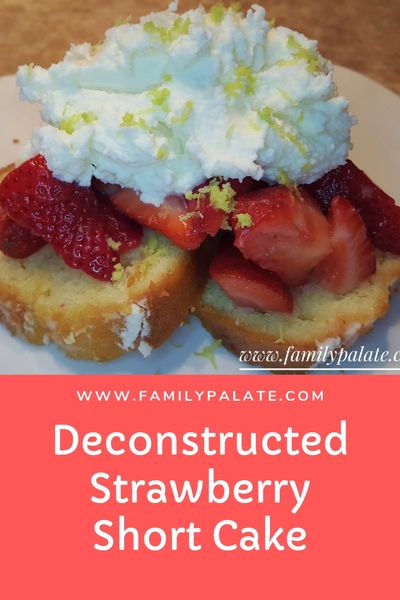 strawberry shortcake, strawberry recipes, strawberry ideas, easy desserts, ideas for brunch