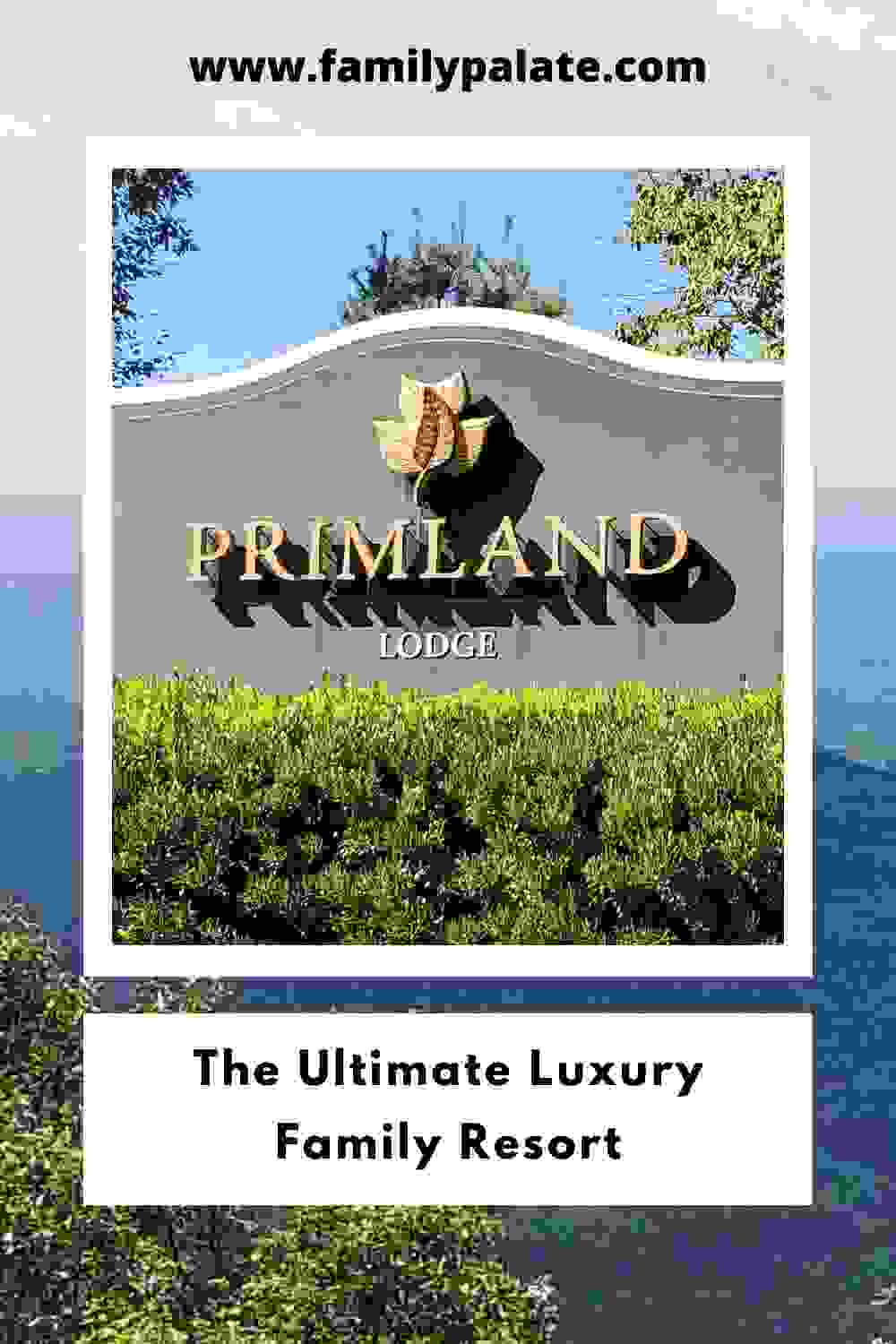 Primland resort review, primland resort map, blue ridge parkway luxury resort, primland mountain hom
