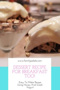breakfast lunch dinner ideas, breakfast recipes, breakfast recipe that is desert too