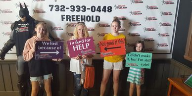Amazing Escape Room, escape room in Freehold, NJ, things to do in Freehold, NJ, things to do in NJ