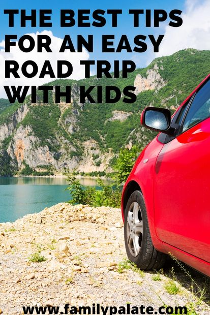 road trip with kids, family road trip, family vacation, tips on road trip with kids
