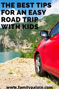 road trip with kids, road trip ideasfor kids, road tri essentials