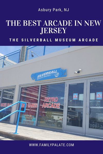 The Silverball Museum Arcade, things to do in Asbury Park, NJ, things to do in the rain Asbury Park,