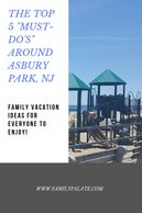 Asbury Park, NJ, things to do in asbury park, nj, things to do at new jersey beaches, family fun