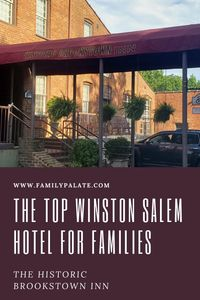 historic brookstown inn, brookstown inn history, brookstown inn events, winston salem hotels