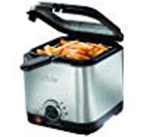 Oster Stainless steel fryer, fry daddies, recipes for fryers, how to fry sweet potates