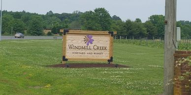 Windmill Creek Vineyard and Winery