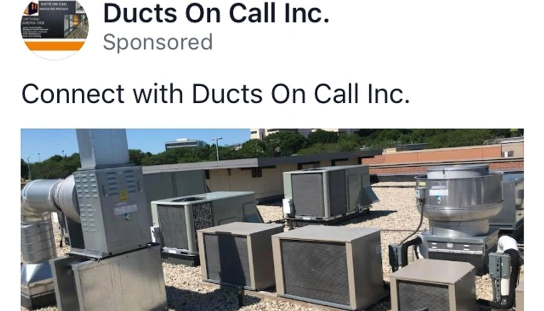 Commercial air duct cleaning Madison