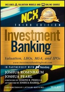 Investment Banking Book