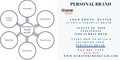Personal Branding is critcial for Keynote Speakers, Authors,  Non-Profits, Small Business Owners .