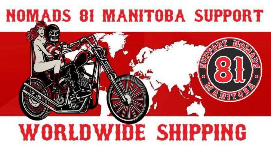 Support 81 Nomads - NOMADS MANITOBA SUPPORT GEAR