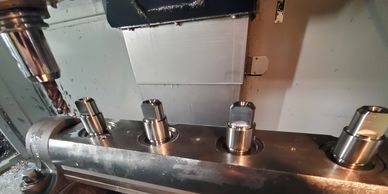 Complete CNC Machining