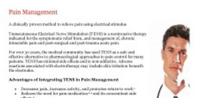 Wellness Pro Plus for Pain Management