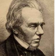 Michael Faraday, English scientist, credited for generating electric current on a practical scale.