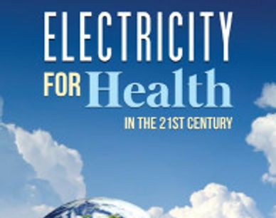 Electricity For Health, by Carole Punt, www.naturalhealthproductions.com