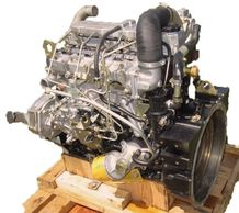This is a brand new Cat 3044C-T engine which is same as Perkins 804D-33T or Cat 3.4 engine. This is