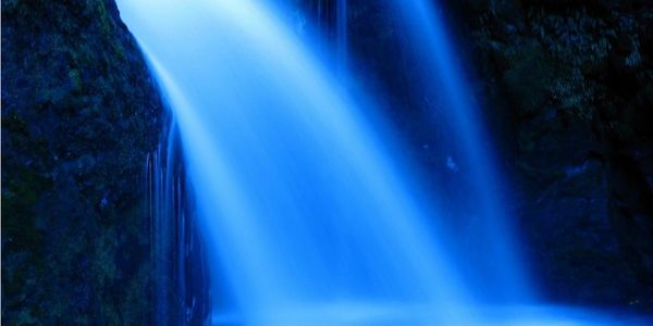Energy Clearing energy healing waterfall
