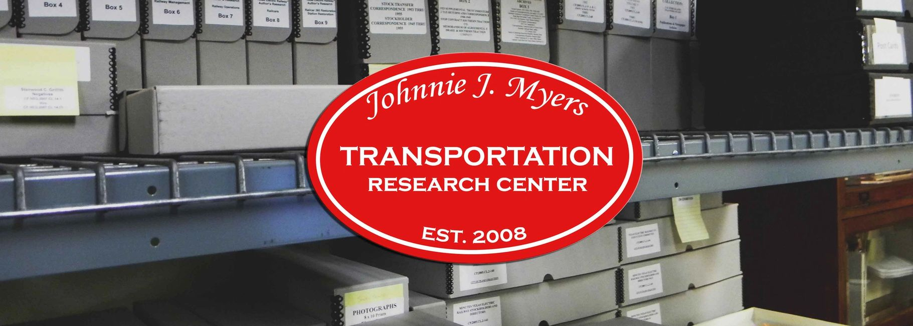The Johnnie J. Myers Transportation Research Center. Established in 2008.