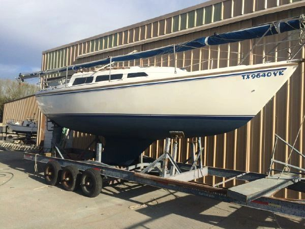 1986 Catalina Sailboat for Sale