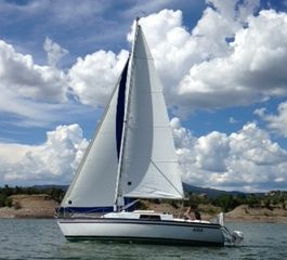 1981 Dufour 25 model 1800 for sale best used sailboat in Colorado