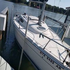 2008 Hunter 27 best used sailboat for sale