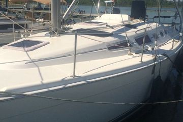 2006 Hunter 38 best used sailboat for sale