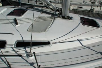 2006 Hunter 38 Sailboat for Sale
